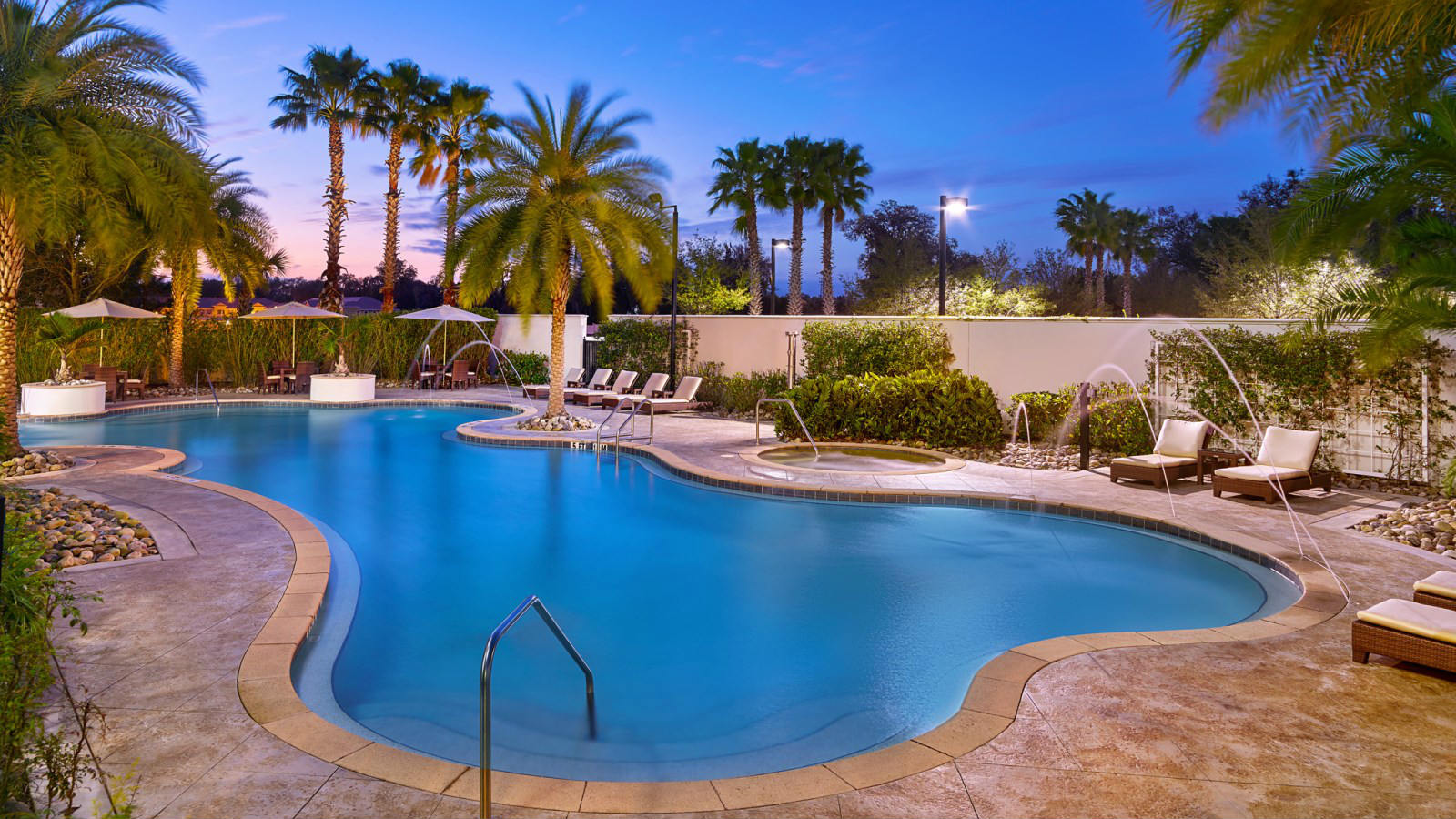 Pool Facilities at The Westin Lake Mary, Orlando North