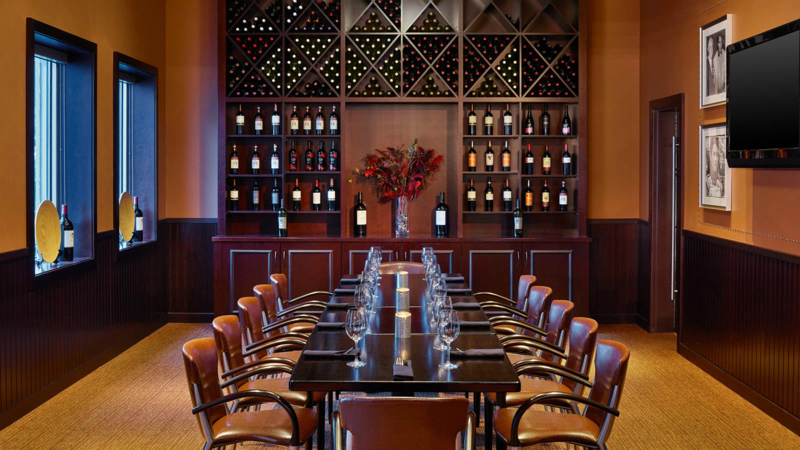 Restaurants in orlando florida the westin lake mary for Best private dining rooms orlando