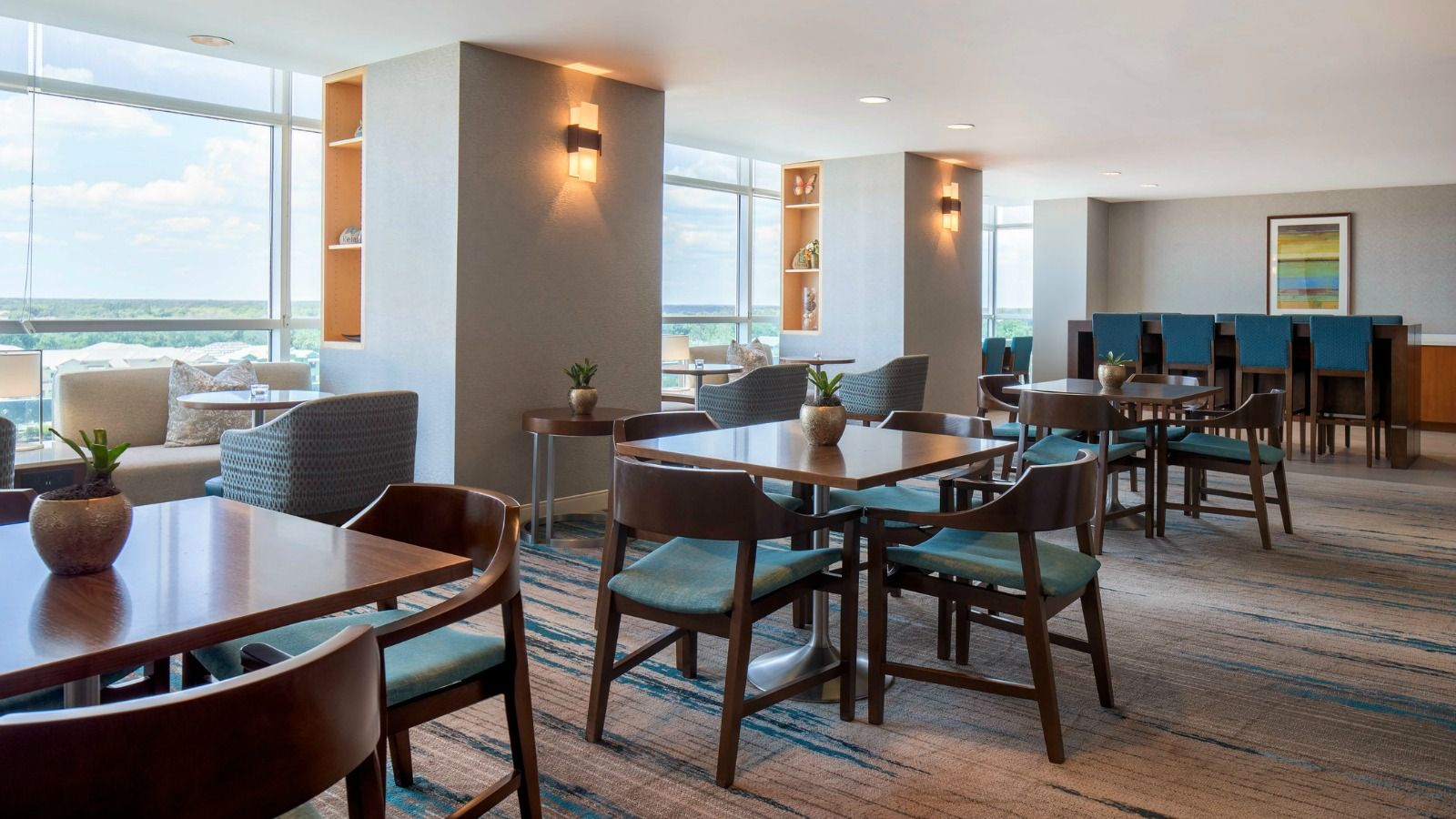 Westin Club® Lounge Level | The Westin Lake Mary, Orlando North